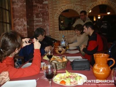 Tras las Torcas, comida en Cuenca; asociacion de senderismo; madrid excursiones de un día